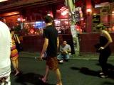 Таиланд 2012год.Уолкинг стрит.Паттайя.